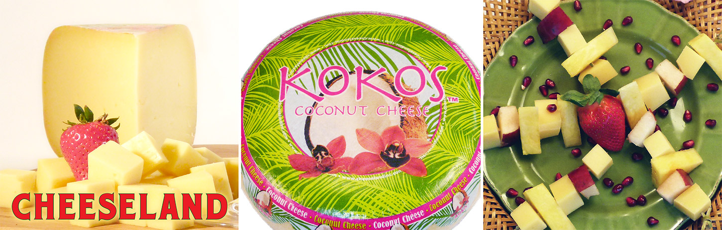 KoKos - Coconut Cheese