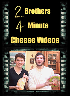 2 Brothers 4 Minute Cheese Recipes